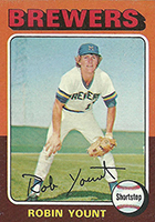 Robin Yount Cards, Rookie Cards and Autographed Memorabilia Guide