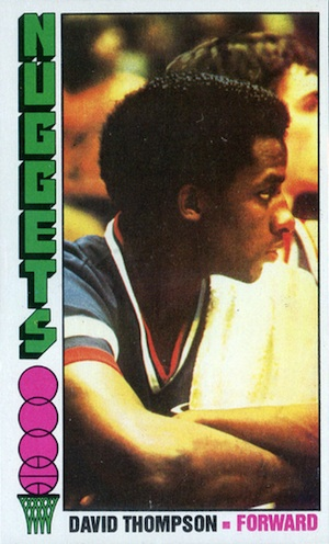 Top Budget Hall of Fame Basketball Rookie Cards of the 1970s  10