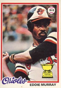 1978 O-Pee-Chee Eddie Murray RC