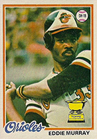 Eddie Murray Cards, Rookie Cards and Autographed Memorabilia Guide