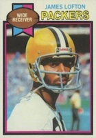 James Lofton Cards, Rookie Card and Autographed Memorabilia Guide