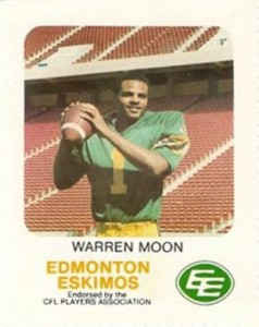 Warren Moon Cards, Rookie Cards and Autographed Memorabilia Guide 2