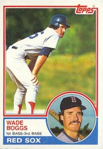 Wade Boggs Cards, Rookie Cards and Autographed Memorabilia Guide 3