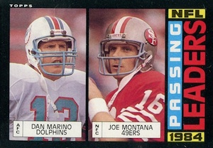 Dan The Man! Guide to the Top Ten Dan Marino Cards  3