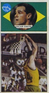 1986 Merchante Spanish Oscar Schmidt #143