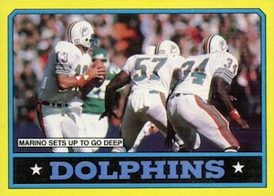 Dan The Man! Guide to the Top Ten Dan Marino Cards  5
