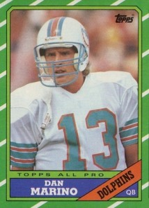 Dan The Man! Guide to the Top Ten Dan Marino Cards  4