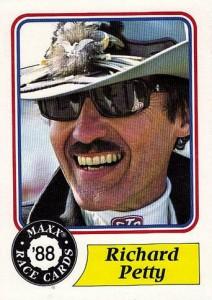 1988 Maxx Richard Petty RC #43