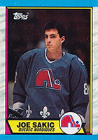 Joe Sakic Cards, Rookie Cards and Autographed Memorabilia Guide