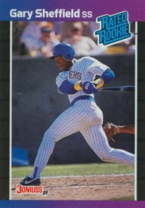 Gary Sheffield Cards, Rookie Cards and Autographed Memorabilia Guide 2