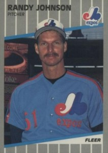 Randy Johnson Cards, Rookie Cards and Autographed Memorabilia Guide 3