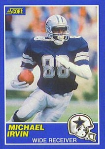 Top 20 Budget Football Hall of Fame Rookie Cards from the 1980s 13