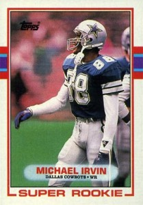 Michael Irvin Cards, Rookie Cards and Autographed Memorabilia Guide 3