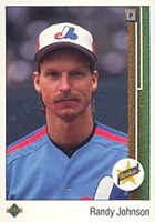 Randy Johnson Cards, Rookie Cards and Autographed Memorabilia Guide