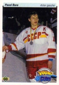 Pavel Bure Cards, Rookie Cards and Autographed Memorabilia Guide 2