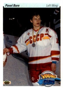 Pavel Bure Cards, Rookie Cards and Autographed Memorabilia Guide 1