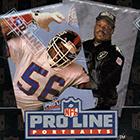 1991 Pro Line Portraits Football Cards