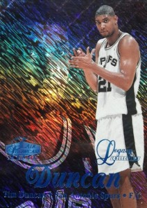 The Big Fundamental Retires! Top 10 Tim Duncan Cards of All-Time 8