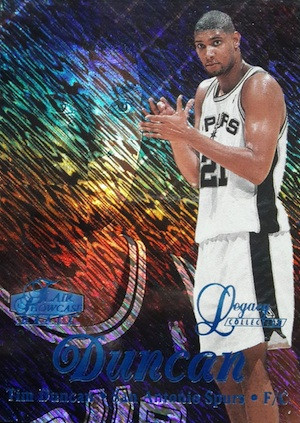 Top 10 Tim Duncan Cards of All-Time 8