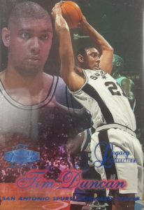 The Big Fundamental Retires! Top 10 Tim Duncan Cards of All-Time 7