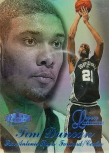 The Big Fundamental Retires! Top 10 Tim Duncan Cards of All-Time 6