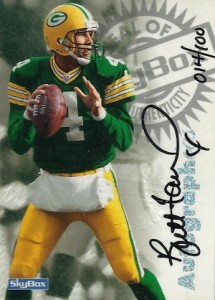 Hall of Favre! Guide to the Top Brett Favre Cards of All-Time 11