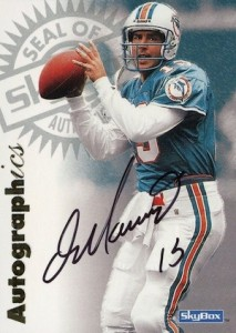 Dan The Man! Guide to the Top Ten Dan Marino Cards  10