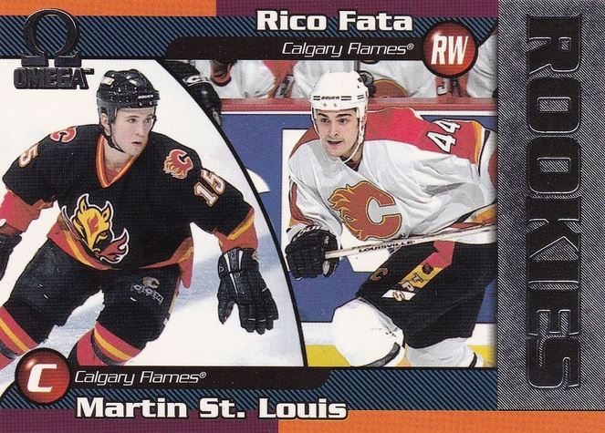 Martin St. Louis Cards, Rookie Cards and Autographed Memorabilia Guide 3