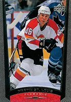 Martin St. Louis Cards, Rookie Cards and Autographed Memorabilia Guide