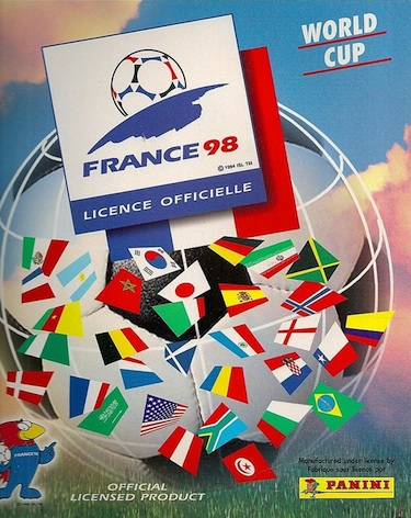 Complete Guide to Panini World Cup Sticker Albums 10