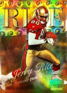 5997cf447 Top 10 Jerry Rice Football Cards 4