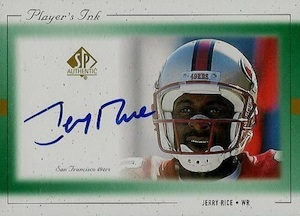 Rice, Rice, Baby! Top 10 Jerry Rice Football Cards 5