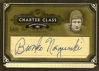 Bronko Nagurski Cards, Rookie Card and Autographed Memorabilia Guide 21