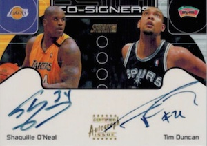 Shaq Attack! Top 10 Shaquille O'Neal Basketball Cards 16