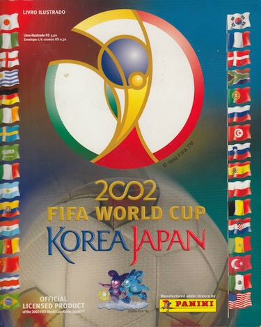 Complete Guide to Panini World Cup Sticker Albums 11