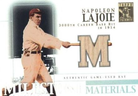 Nap Lajoie Baseball Cards and Autograph Buying Guide 11