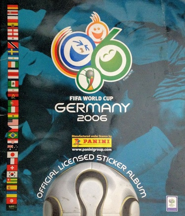 Complete Guide to Panini World Cup Sticker Albums 12
