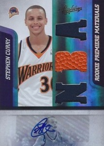 Stephen Curry Rookie Cards Gallery and Checklist 1