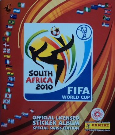 Complete Guide to Panini World Cup Sticker Albums 13