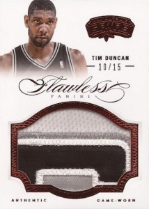 The Big Fundamental Retires! Top 10 Tim Duncan Cards of All-Time 20