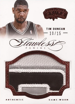 Top 10 Tim Duncan Cards of All-Time 20