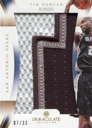 Top 10 Tim Duncan Cards of All-Time 19