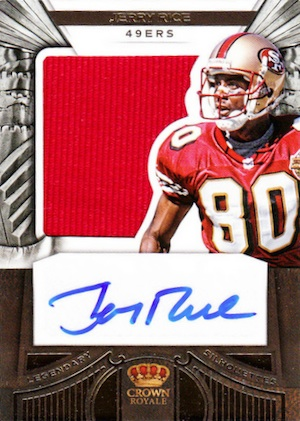 Rice, Rice, Baby! Top 10 Jerry Rice Football Cards 8
