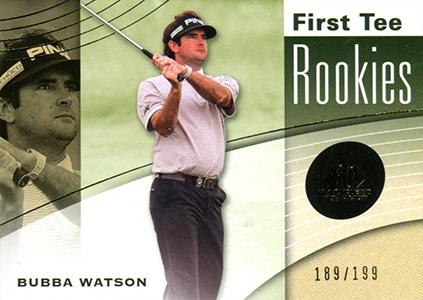 Top Bubba Watson Cards 6