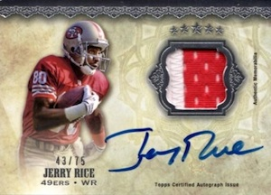 huge selection of 1d730 9d25c Guide to the Top Jerry Rice Cards