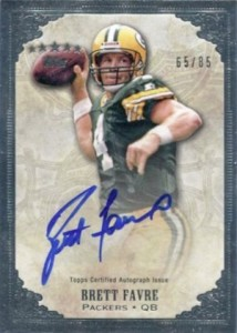 Hall of Favre! Guide to the Top Brett Favre Cards of All-Time 19