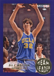 2013-14 Fleer Retro Basketball 1992-93 Fleer Team Leaders