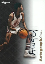 2013-14 Fleer Retro Basketball 1996-97 Autographics