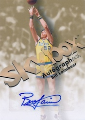 2013-14 Fleer Retro Basketball 1998-99 Autographics