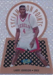 2013-14 Fleer Retro Basketball 1998 Exclamation Points